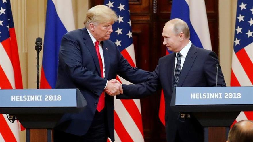 EE.UU. está preparado para suspender el tratado INF con Rusia el 2 de febrero