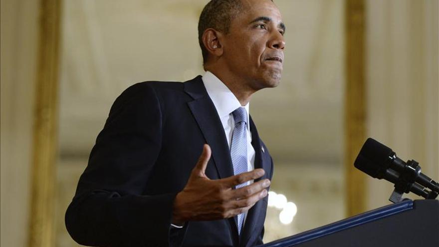 """Obama reitera su compromiso con la """"guerra contra la pobreza"""" 50 años después"""