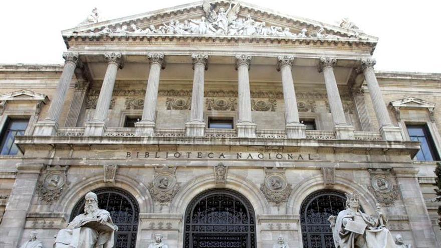 La Biblioteca Nacional recibió este año donaciones valoradas en 600.000 euros