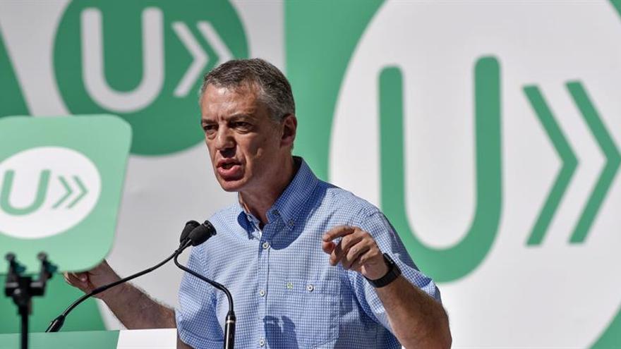 El PNV ganaría las elecciones vascas, seguido de EH Bildu y de Podemos