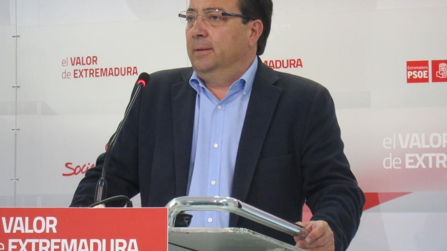 """Fernández Vara: """"No puede haber parlamentos de izquierda y gobiernos de derecha"""""""