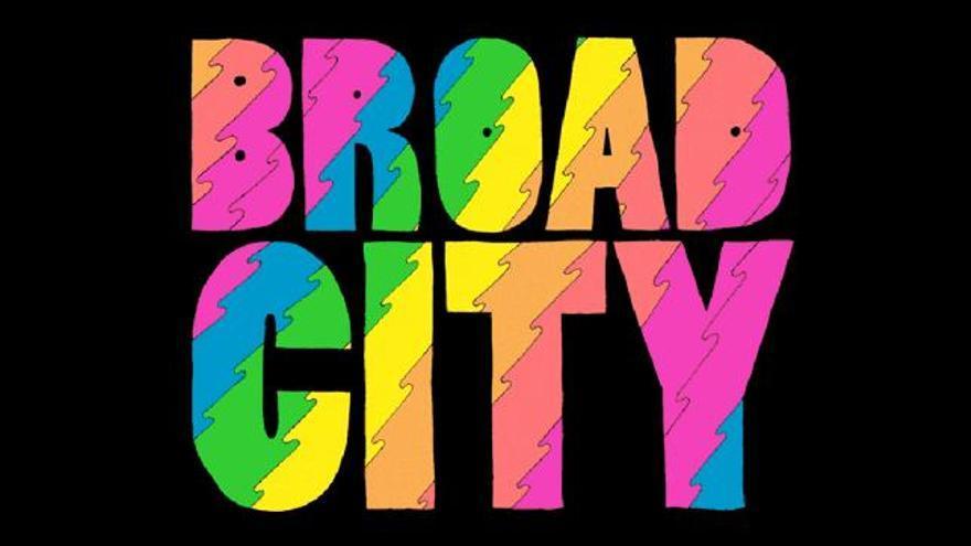 Cartel de la serie Broad City