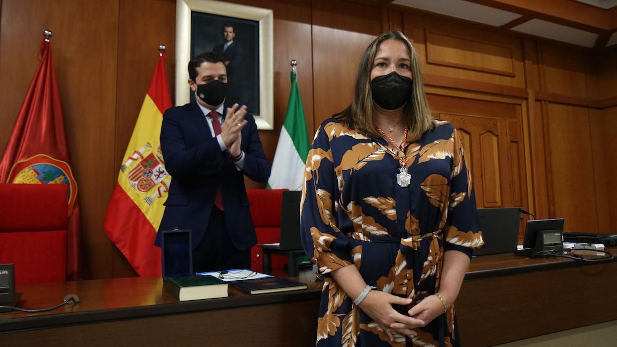 Toma de posesión de María Luisa Gómez Calero