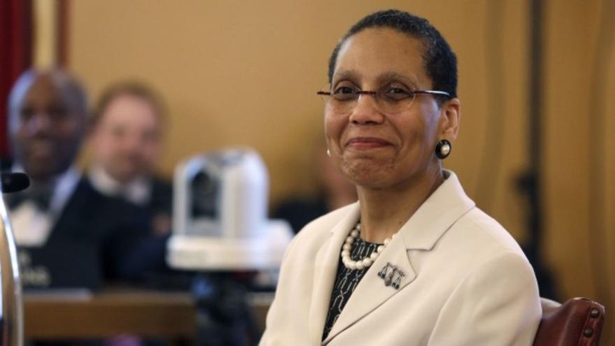 La jueza Sheila Abdus Salaam.