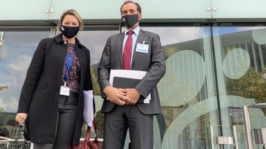 Vanoostende destaca en Luxemburgo el apoyo de España, Portugal, Francia y Grecia para evitar desequilibrios en los fondos del POSEI