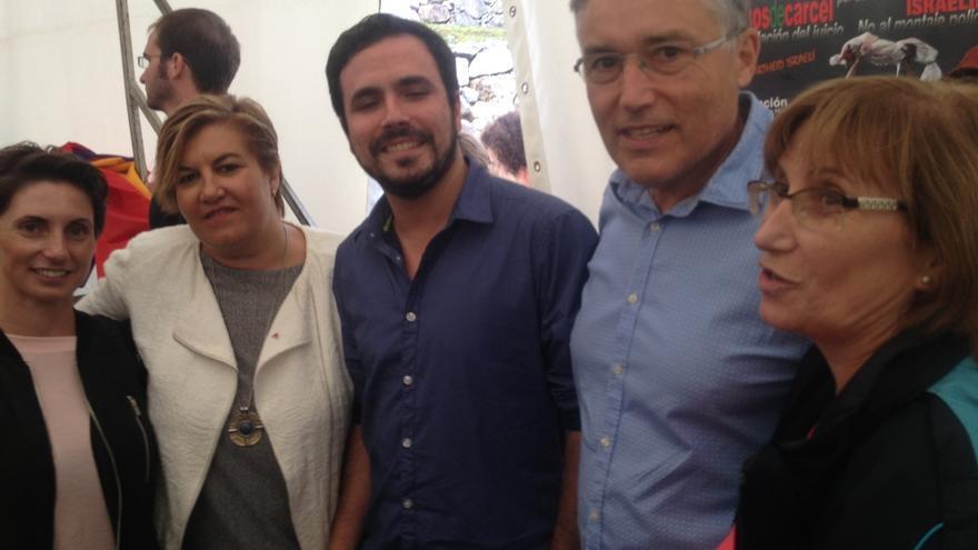 Garzón (IU) insta al PSOE a aclarar sus intenciones: o arma una alternativa o se repiten elecciones