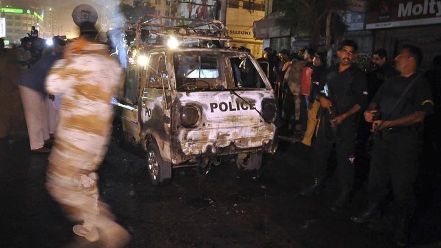 Un activista de minoría chií muerto y un periodista herido en un tiroteo en Pakistán