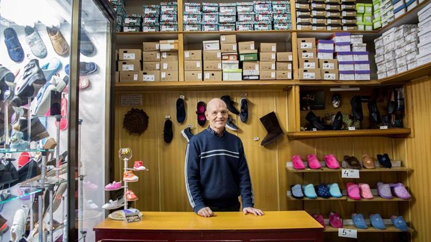 Una mítica zapatería que sobrevive a la gentrificación en Lavapiés