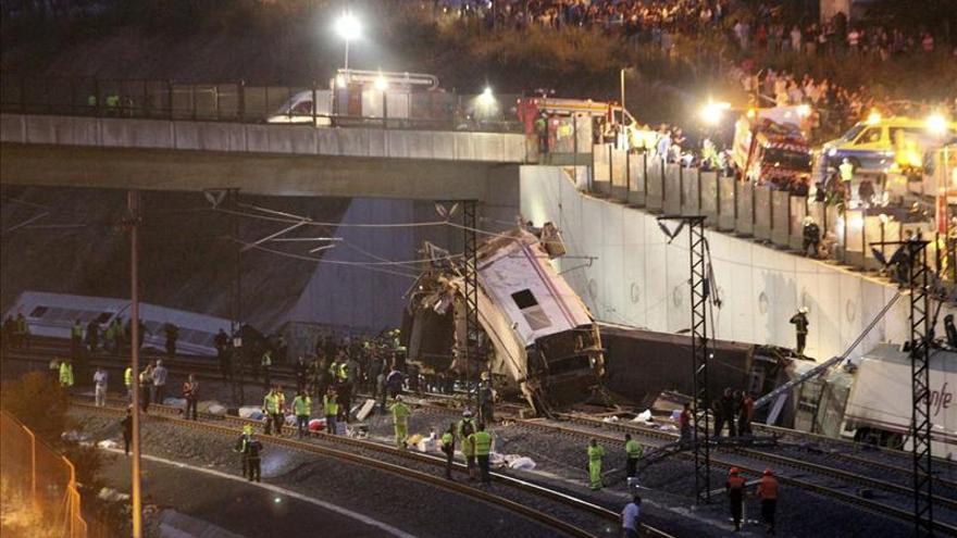 El exceso de velocidad, una de las primeras hipótesis sobre el accidente