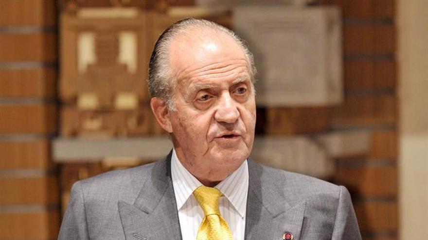 El rey Juan Carlos llega a Tucumán para el bicentenario de Argentina