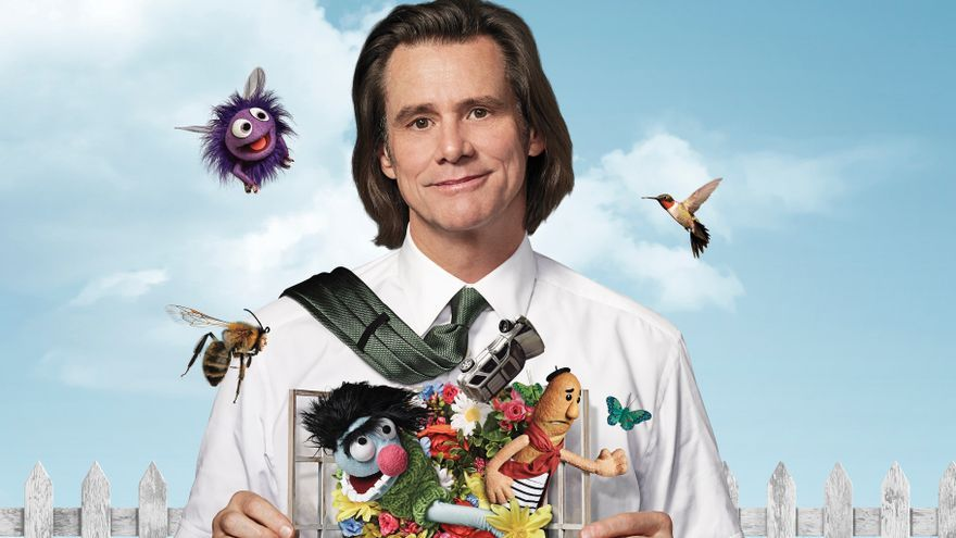 Jim Carrey, protagonista absoluto de 'Kidding'. TM & © 2018 CBS Studios Inc. All Rights Reserved.