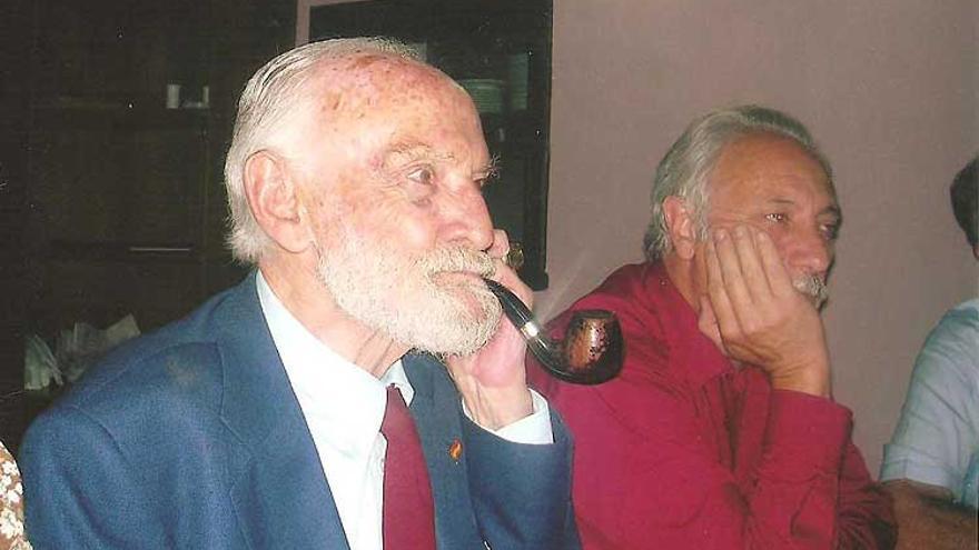 Carlos Pinto y Daniel Duque