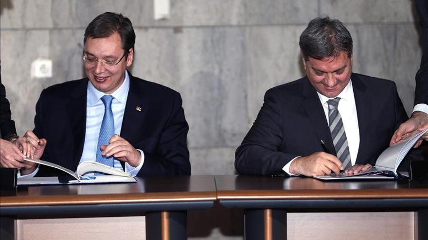 Los Gobiernos de Bosnia y Serbia celebran su primera sesión conjunta