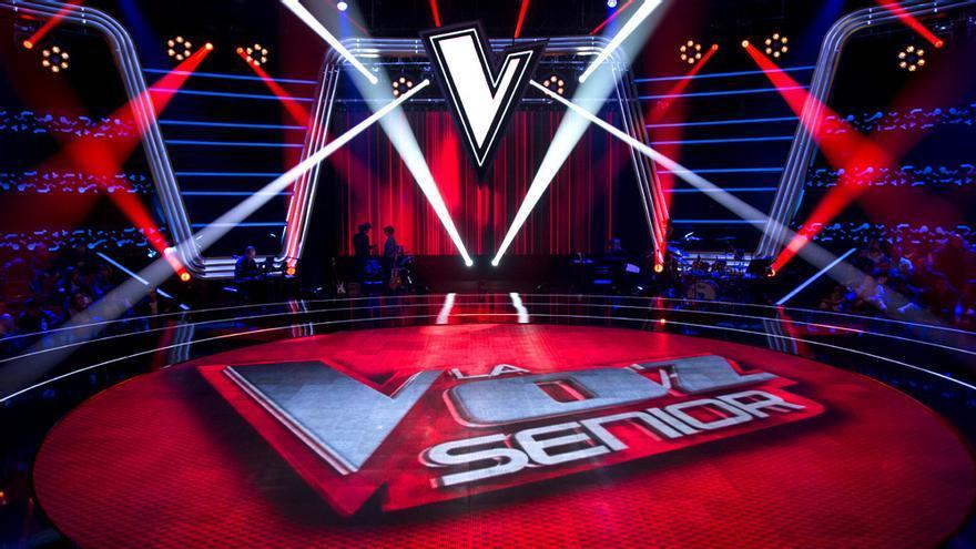 'La Voz Senior' anuncia los asesores para su segunda edición en Antena 3