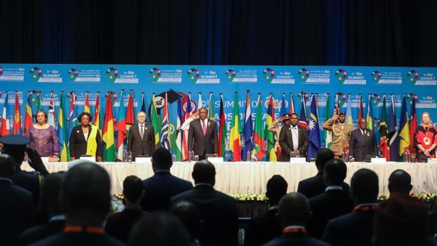 UE y ACP defienden el multilateralismo y la lucha contra la crisis climática
