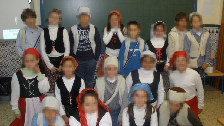 Navidad en 3º de primaria del CEIP El Tarajal