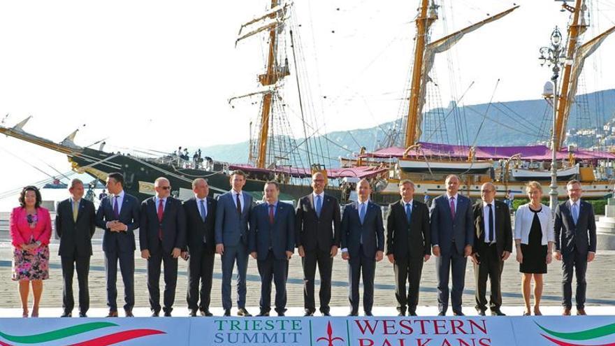 Europa quiere influencia en los Balcanes y lanza un plan de infraestructuras
