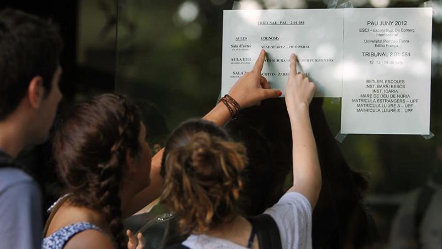 España, entre los países de la UE con menor porcentaje de alumnos en FP