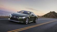 Lexus LC 500h: la tecnología híbrida se sirve en envoltorio de lujo