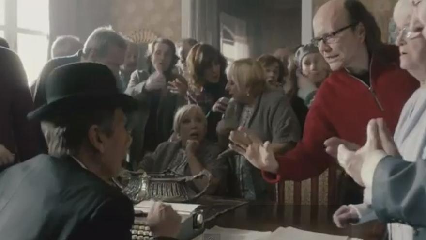 Los protagonistas del anuncio de Campofrío hacen sus aportaciones a la lista del orgullo español.