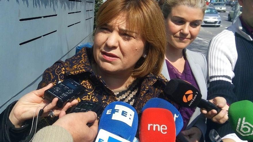 """Bonig dice que """"no ha cambiado nada en 24 horas"""" y se remite a la exigencia del acta a los ediles"""
