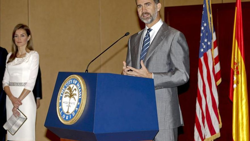 Foro empresarial Brasil-España será presidido por el Príncipe de Asturias
