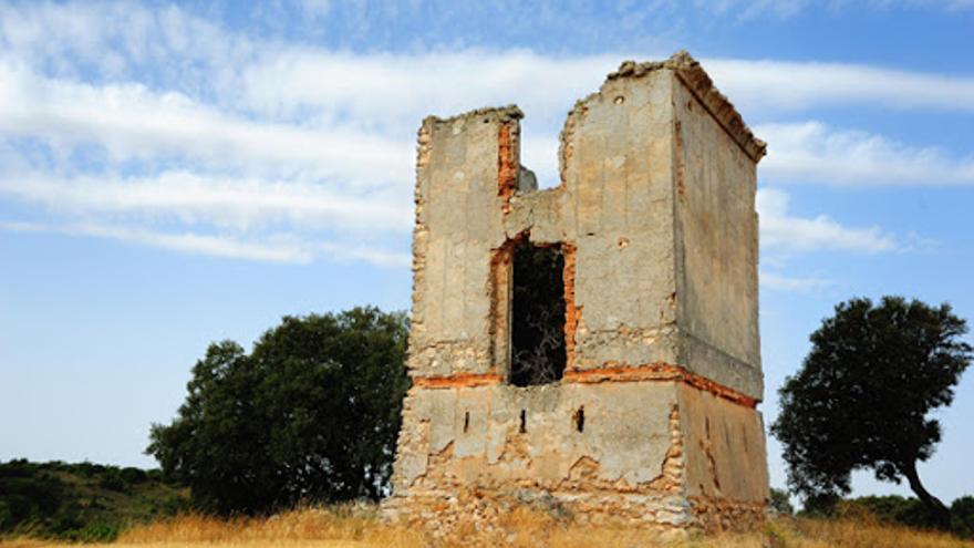 Torre de telegrafía óptica en la provincia de Cuenca, patrimonio del siglo XIX