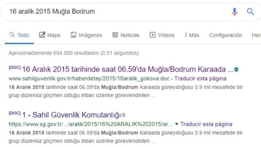 Busqueda URL