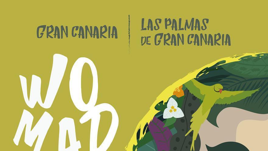 WOMAD Burbuja celebra su próxima edición del 19 al 22 de noviembre en Las Palmas de Gran Canaria