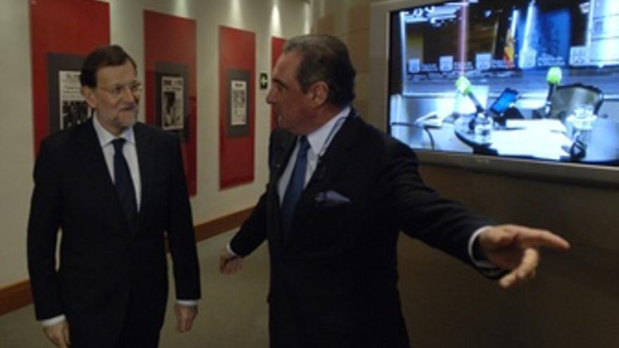 Rajoy, Entrevistado En Onda Cero