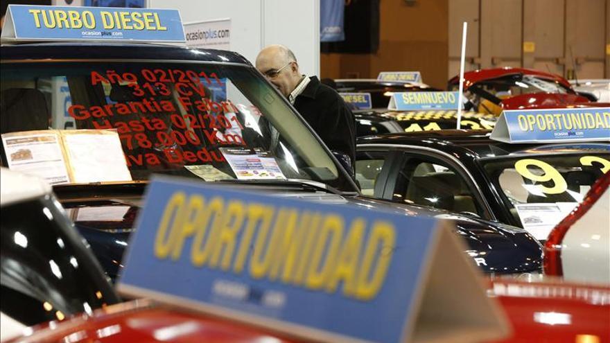 El Salón del Vehículo de Ocasión de Madrid vendió el 60 por ciento de la oferta