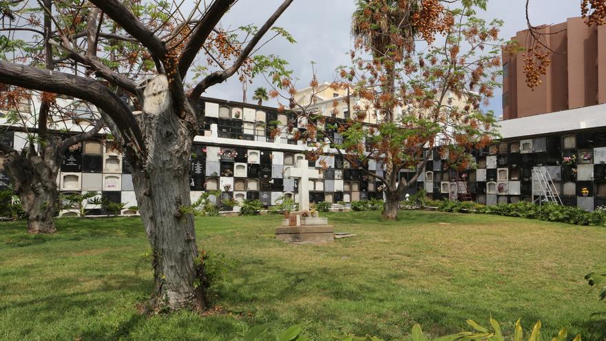 Fosa Común del cementerio de Las Palmas