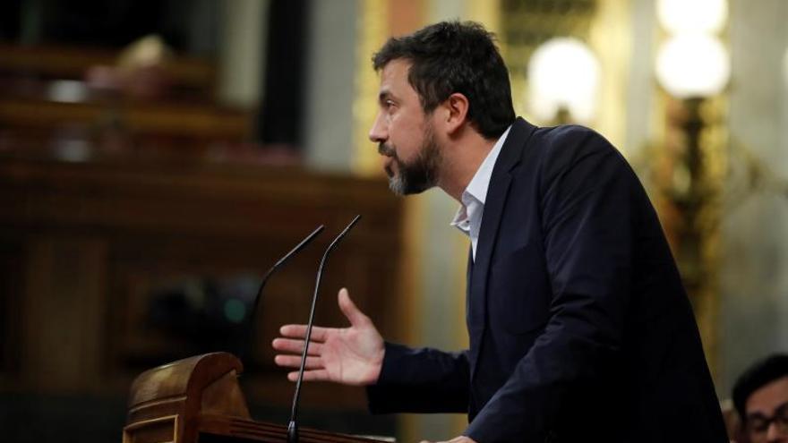 Galicia en Común cree que el adelanto electoral acaba con el tiempo de Feijóo