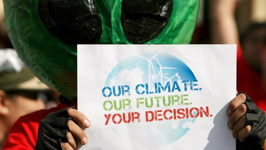 Los ecologistas exhibirán músculo en la COP con el aval del activismo social