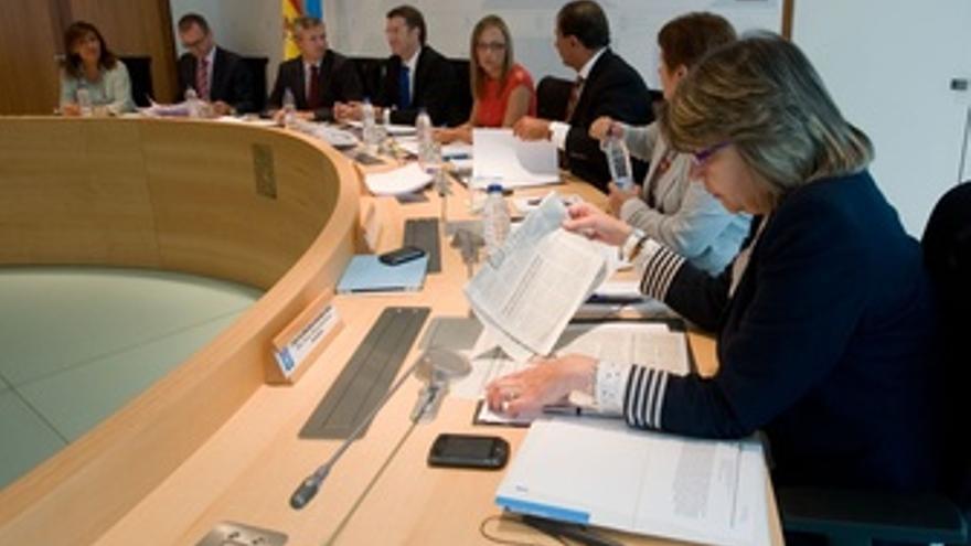 Consello de la Xunta del 13 de septiembre
