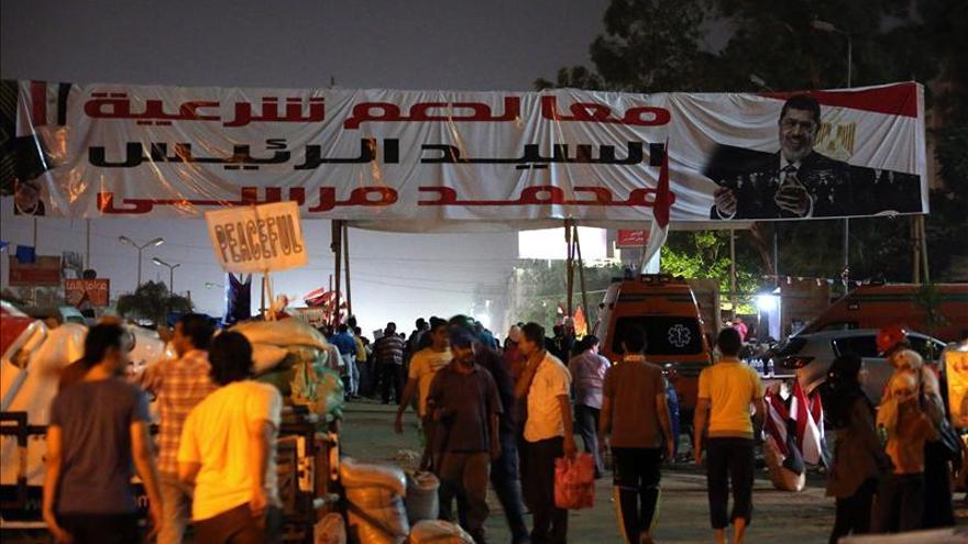 El ministerio del interior egipcio insta a islamistas a for Ministerio del interior contacto