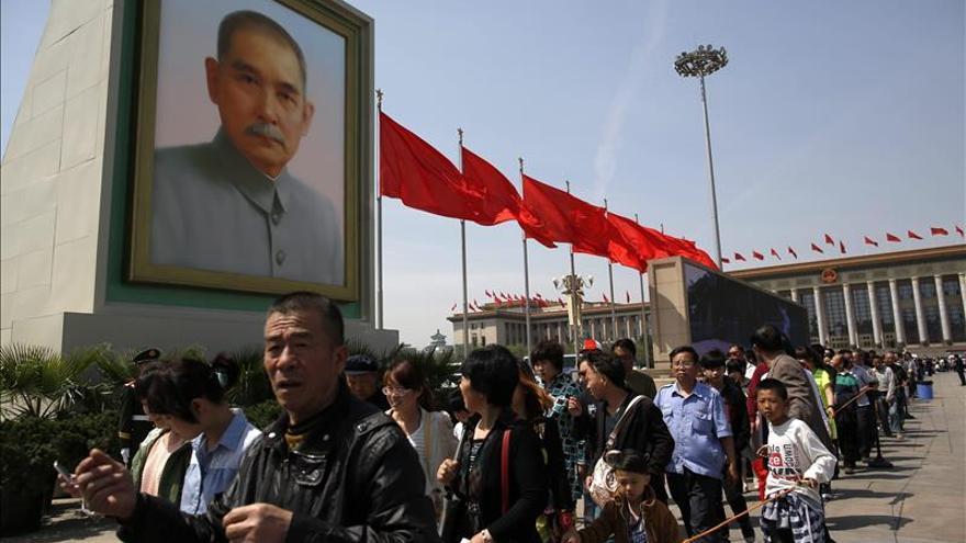 China homenajeará en 2016 a Sun Yat-sen, fundador del KMT, en 150 aniversario