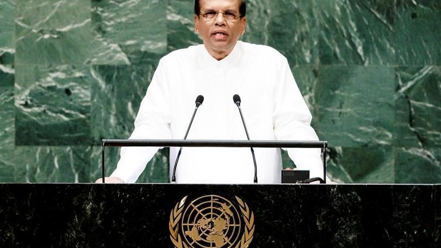 El presidente de Sri Lanka convoca al Parlamento para el 5 de noviembre
