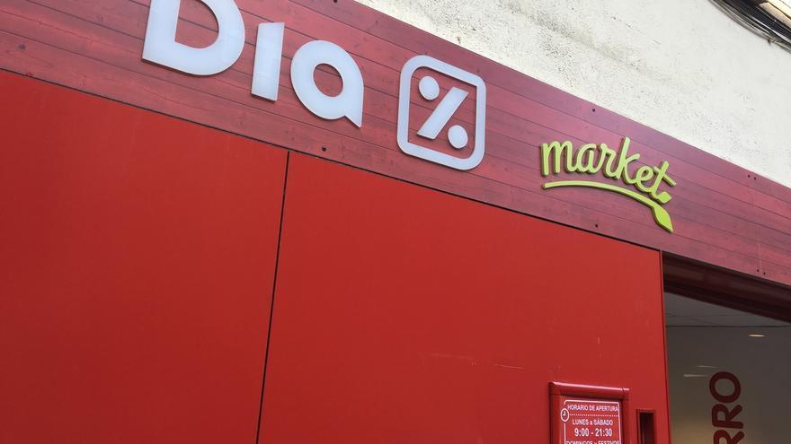 El ERE de Dia afecta a 10 trabajadores en Navarra, según los sindicatos