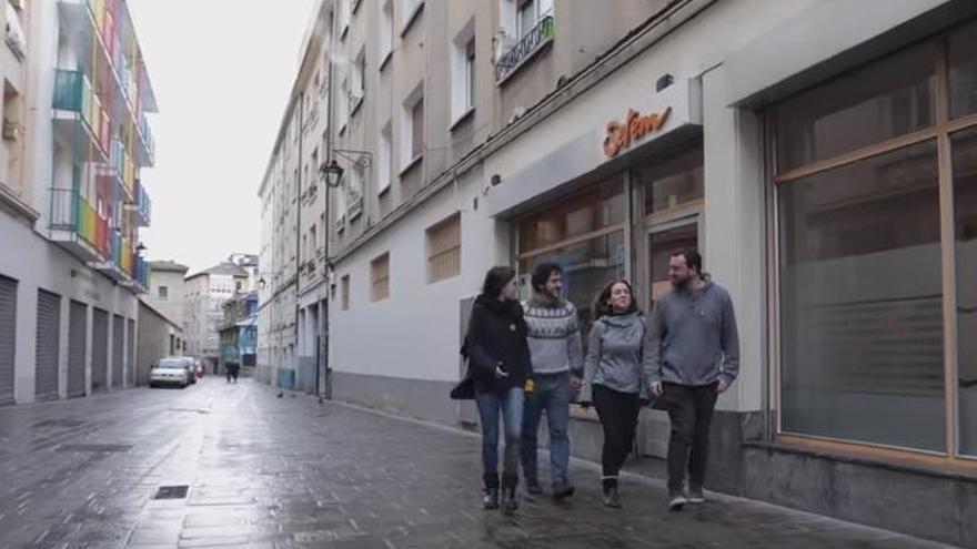 Vídeo promocional de la Factoría de Valores de SETEM
