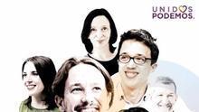 El cartel electoral de Unidos Podemos para el 26J