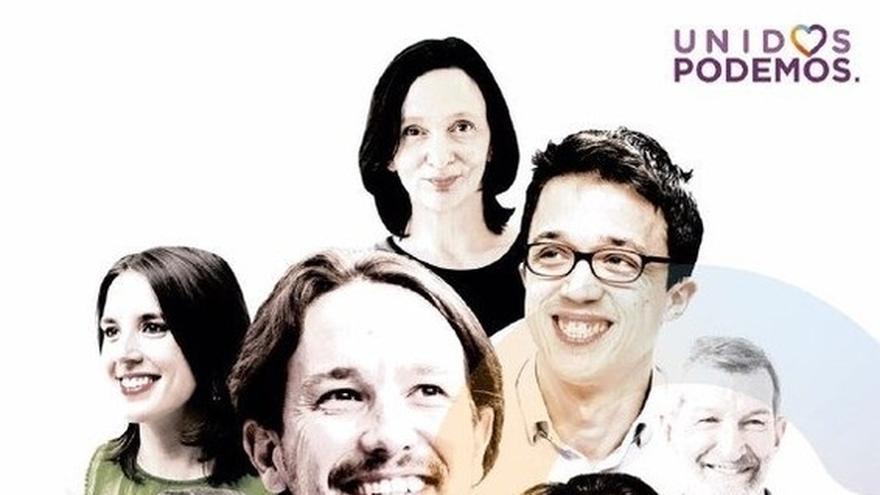 """Domènech justifica no salir en el cartel de Unidos Podemos: """"Yo soy candidato de ECP"""""""