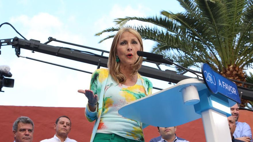 María Australia Navarro. (ALEJANDRO RAMOS)