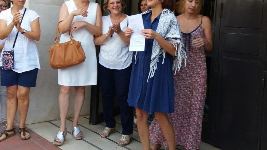 Fiscalía del TS apoya rebajar a la mitad la pena de cárcel a Juana Rivas por sustraer a sus hijos