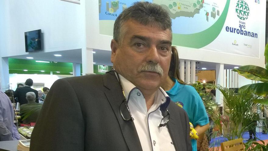 Miguel Martín Pérez, presidente de la Asociación Palmera de Agricultores y Ganaderos (Aspa).