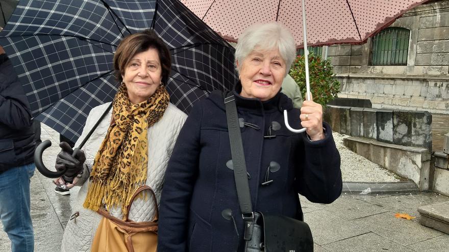 Encarnación Rodríguez y Ángela