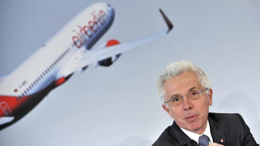 """Airberlin ratifica que Mallorca seguirá siendo un """"pilar"""" de la compañía"""