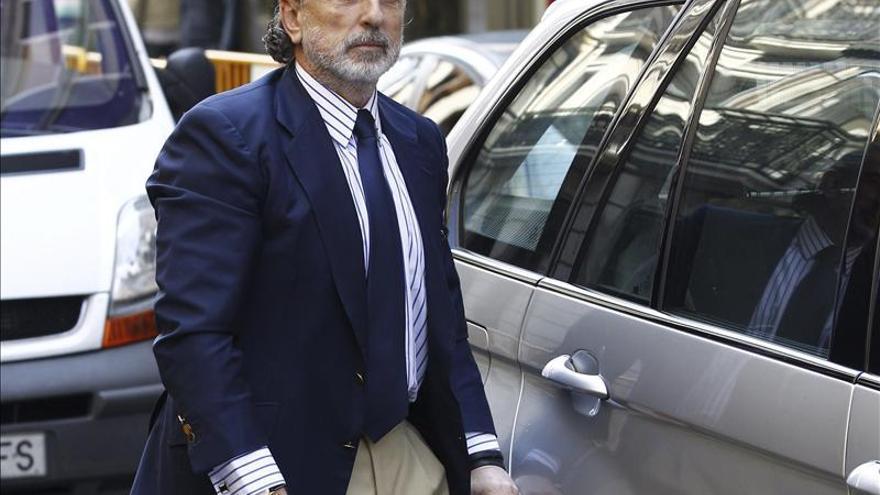 Correa iba con asiduidad a Génova en los años 90 para visitar a Bárcenas