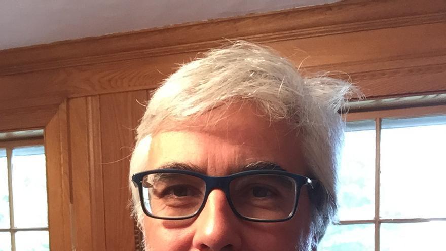 Felipe Pereda, profesor en Harvard.