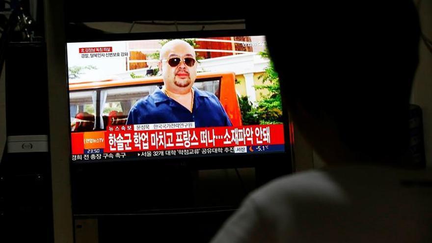 Malasia condena el uso de una arma química en la muerte de Kim Jong-nam